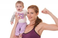 fit-mum-with-baby