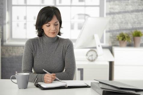 woman-writing-a-to-do-list