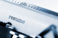 writing-a-resume