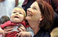 julia-gillard-and-child