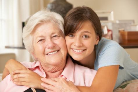 grandmother-teenage_grandaughter