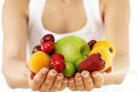 healthyfood-woman