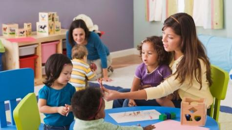 Child Care on line will service