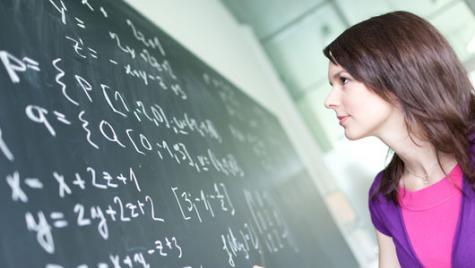 girl_-_maths