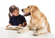 dog_child_reading