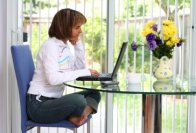 woman_working_at_home