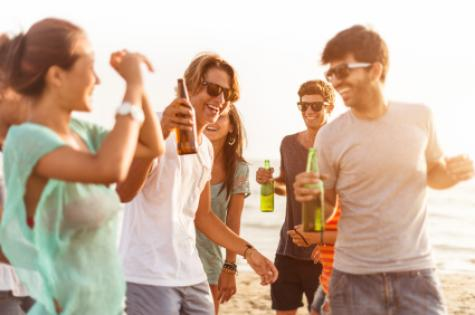 alcohol and youth are a dangerous mix