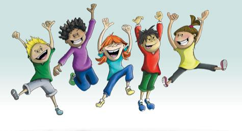 Image result for get active cartoon