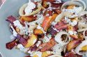 peach-onion-bacon-salad