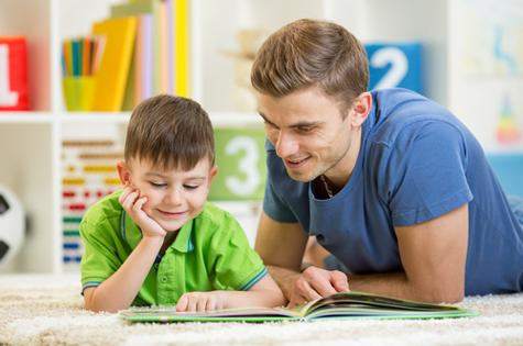 boy-dad-reading