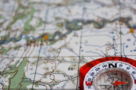 map-compass