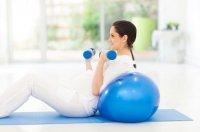 mop-pregnant-woman-exercising