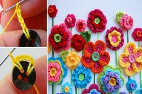 crochet_button_flowers