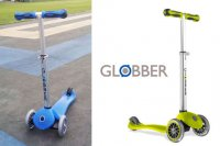 Globber scooter cover image