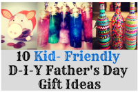 10 kid- friendlyd-i-y fathers day gift