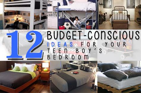 12 Budget Conscious Ideas For Your Teen Boy S Bedroom Motherpedia