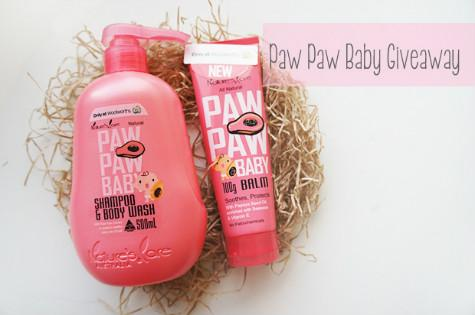 Woolworths-paw-paw-baby-giveaway beautyandthings