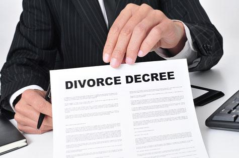 Things to ask for in a divorce decree