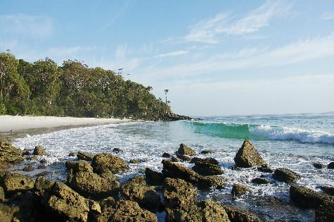 Geoffrey parsons greenfields beach