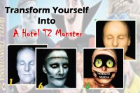 Transform into hotel t2 monster