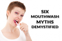 Mouthwash myths demystified - motherpedia