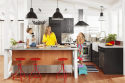 Create a kid friendly kitchen - motherpedia