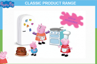 Create your own wonderful world of peppa pig with  new peppa pig classic play sets - cover - motherpedia