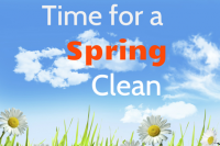 Spring clean your life - cover - motherpedia