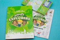 World explorers - motherpedia - cover