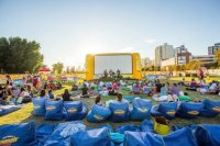 Perth openair cinemas