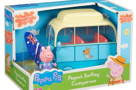 Peppa pig cover