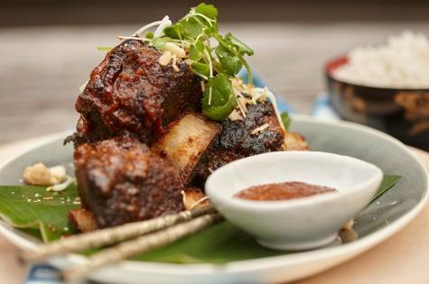 Weekend-recipe-sticky-beef-ribs-with-macadamia-bulgolgi-sauce
