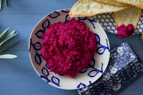 Weekend-recipe-beetroot-parmesan-and-cashew-dip