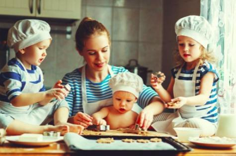 Kids-in-the-kitchen