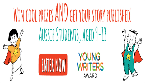 Young writer's competition website?